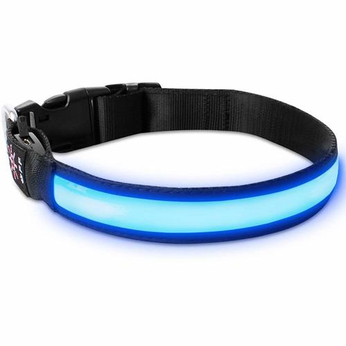 living ABC led cat collar