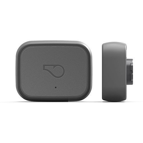 whistle cat gps tracker with attachment