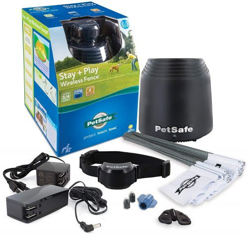 PetSafe Stay & Play Cat Wireless Fence