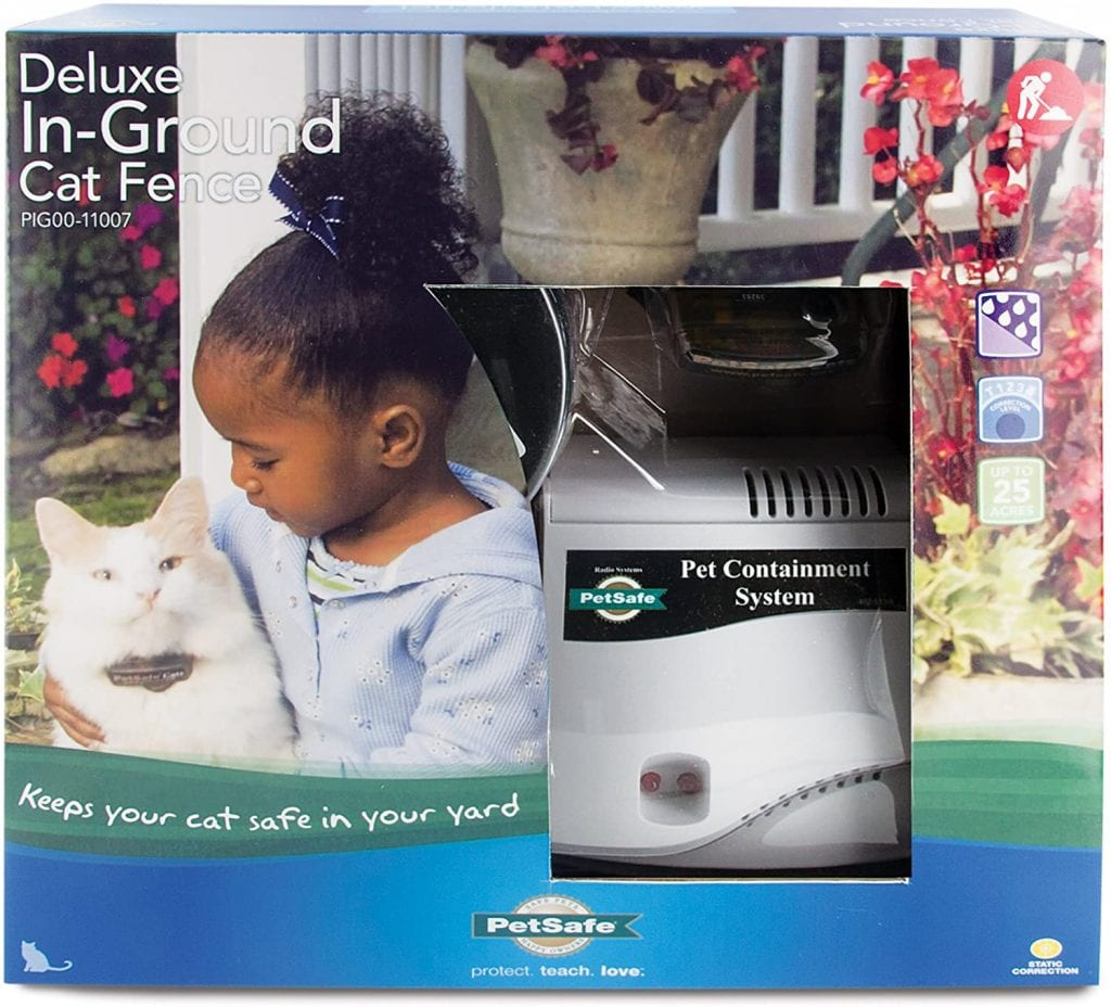 Petsafe cat invisible fence package