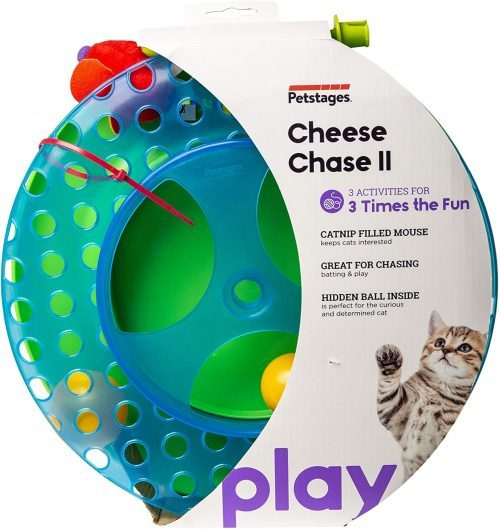 Petstages Cat Tracks Cat Activity Toy.